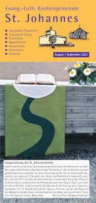 Titelbild Gemeindebrief August-September 2021