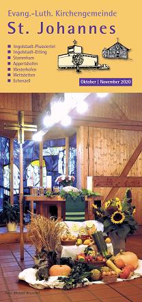 Die aktuelle Ausgabe des Gemeindebriefs